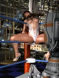 【エロ画像30枚】2.5次元というロマン・・・・・・3DCGの画像貼っておきますねw