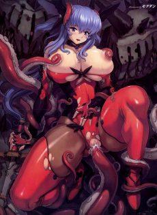 【エロSS】女の子を優しく絶頂へ導いてくれる、紳士な触手がいるらしい・・・2【お風呂でイカせまくり編】