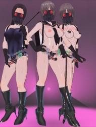 【エロ画像30枚】3DCGでBDSM!?ハイテクすぎぃ・・・3Dカスタム少女の画像貼っておきますねw