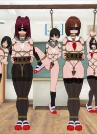 【エロ画像30枚】3DCGでBDSM!?ハイテクすぎぃ・・・3Dカスタム少女の画像貼っておきますねw2発目
